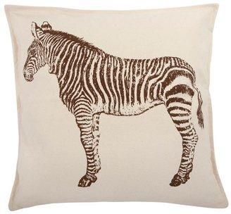 Thomas Paul Canvas Zebra 18 Pillow