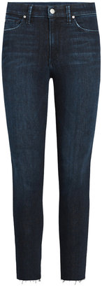 Joe's Jeans The Charlie Crop W- Cut Hem