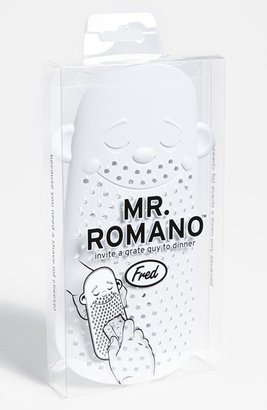 Fred & Friends 'Mr. Romano' Grater