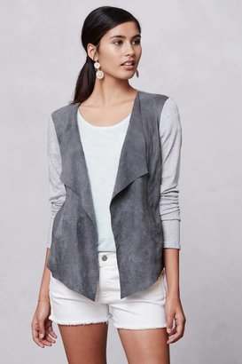 Anthropologie Raval Asymmetric Cardigan