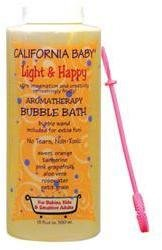 California Baby Light & Happy Bubble Bath