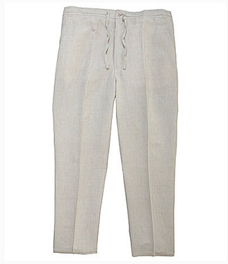 Cubavera Big & Tall Drawstring Pants