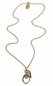 Jennifer Elizabeth Krios Pendant Necklace