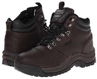 Propet Cliff Walker Medicare/HCPCS Code = A5500 Diabetic Shoe (Black) Men's Shoes