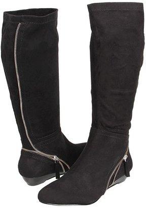 Nine West Briaca (Black Fabric) - Footwear