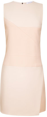 Narciso Rodriguez Blush Crepe Sable Dress