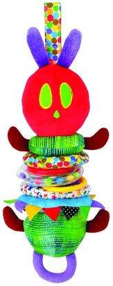 Eric Carle The World of Developmental Jiggle Caterpillar