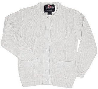 JCPenney French Toast® Crew Cardigan - Girls 4-6x