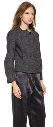 Calvin Klein Collection Sacha Tweed Jacket