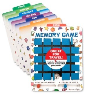 Melissa & Doug Toy, Flip to Win Memory Game