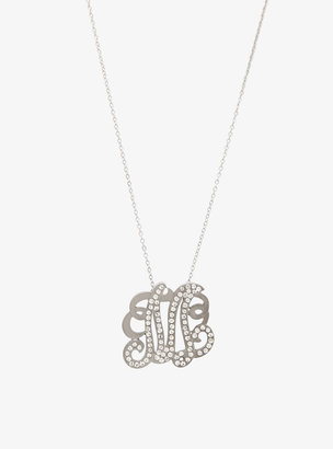 Torrid M Letter Pendant Necklace