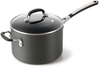 Calphalon Simply 14-pc. Hard-Anodized Nonstick Cookware Set