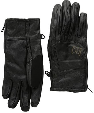 Burton - [ak] Leather Tech Glove Extreme Cold Weather Gloves $79.95 thestylecure.com