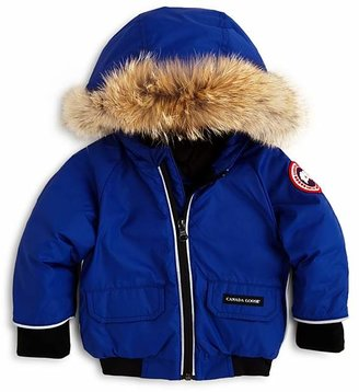 Canada Goose Boys' Elijah Bomber Jacket - Baby $275 thestylecure.com