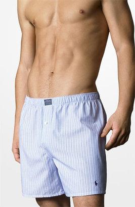 Men's Polo Ralph Lauren Woven Boxer Shorts $28 thestylecure.com