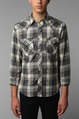 Urban Outfitters Salt Valley New Texas Plaid Western