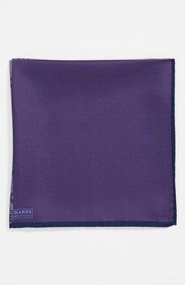 Men's J.z. Richards Silk Pocket Square