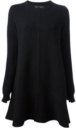 Proenza Schouler a-line sweater dress