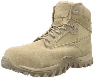 Timberland Men's Valor 6 Inch Desert Tan Work Boot
