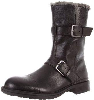 Calvin Klein Men's Gian Double Buckle Boot