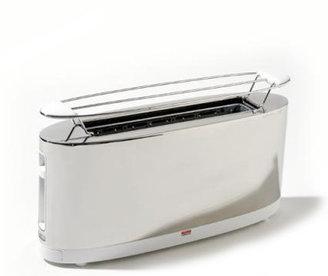 Alessi electric toaster with bun warmer