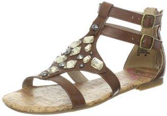 Jellypop Women's Zendra Gladiator Sandal