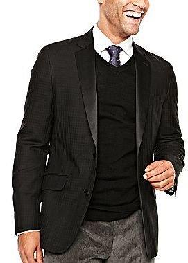 JCPenney JF J. Ferrar® Tuxedo Jacket