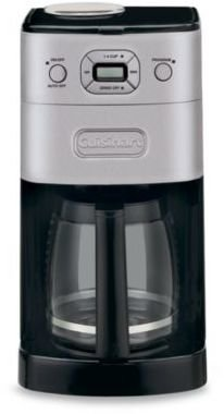 Cuisinart Grind & BrewTM 12-Cup Automatic Coffee Maker