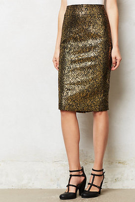 Anthropologie Palatial Skirt