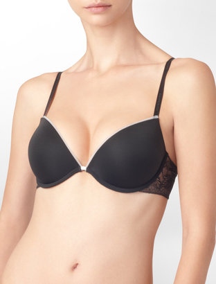 Calvin Klein Petite Naked Glamour Add-A-Size Push-Up
