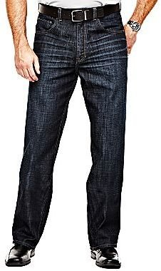 Claiborne 5-Pocket Jeans – Big & Tall