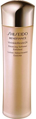 Shiseido Women's Benefiance Wrinkle Resist 24 Balancing Softener Enriched 300 ml