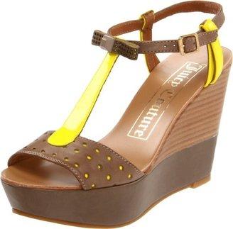 Juicy Couture Women's Kati Wedge Sandal