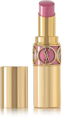 Yves Saint Laurent Beauty - Rouge Volupté Radiant Lipstick - 7 Lingerie Pink $35 thestylecure.com