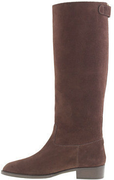 J.Crew Suede field boots