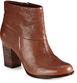Cole Haan Cassidy Leather Ankle Boots