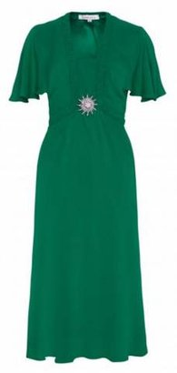 Libelula Mima Green Dress