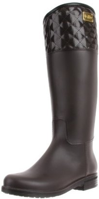 dav Women's Quilted Ashley Knee-High Boot