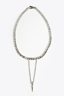 Nasty Gal Point Of No Return Necklace