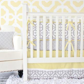 Gray Mod Baby Bedding