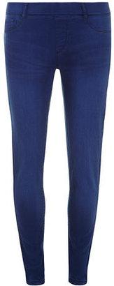 Dorothy Perkins Bright Blue 'Eden' Ultra Soft Jeggings