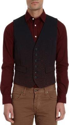 Rag and Bone Rag & Bone Grosvenor Waistcoat