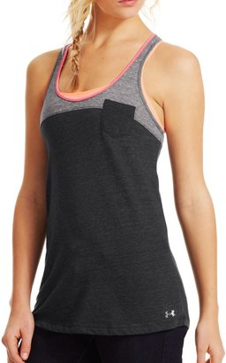 Under Armour Women's Charged Cotton Legacy Tank