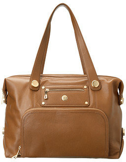 "Knomo London Lola 15"" Shoulder Laptop Bag"
