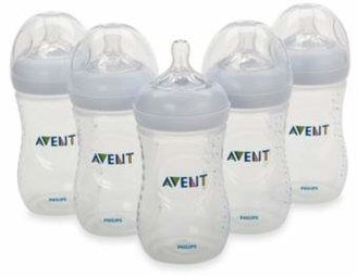 Avent Naturally Philips Natural 9-Ounce Bottle (5-Pack)