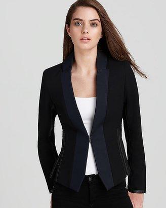 Edun Jacket - Contrast Front Trim