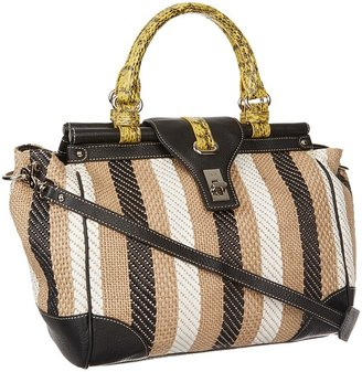 Rafe New York Bryn Dowel Bag (Black/Multi) - Bags and Luggage