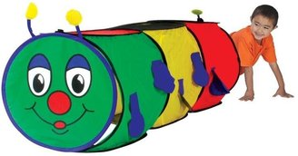 Play-Hut Playhut Wiggly Worm Tunnel