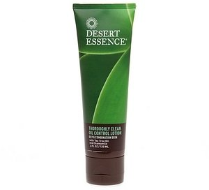 Desert Essence Thoroughly Clean Oil Control Moisturizer