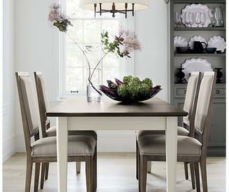 Crate & Barrel Pranzo II Vamelie Extension Dining Table